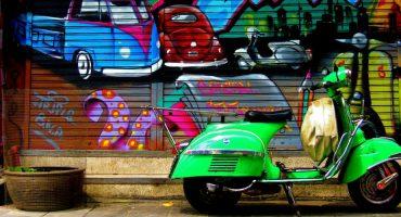"""Os mais belos exemplos de """"street art"""" pelo mundo"""