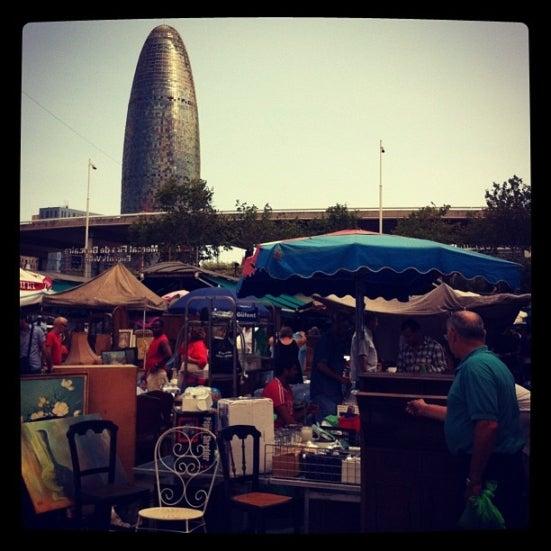 mercado Encants