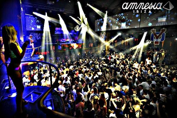 discoteca Amnesia, Ibiza