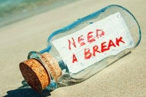 20 sinais de que precisas de tirar férias…