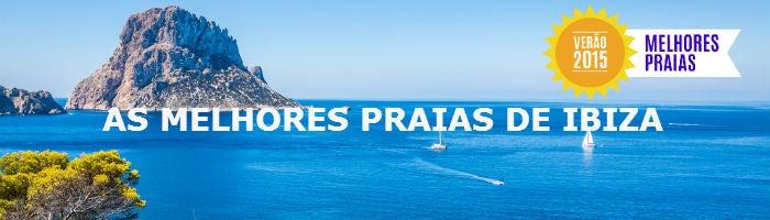 Melhores praias de Ibiza