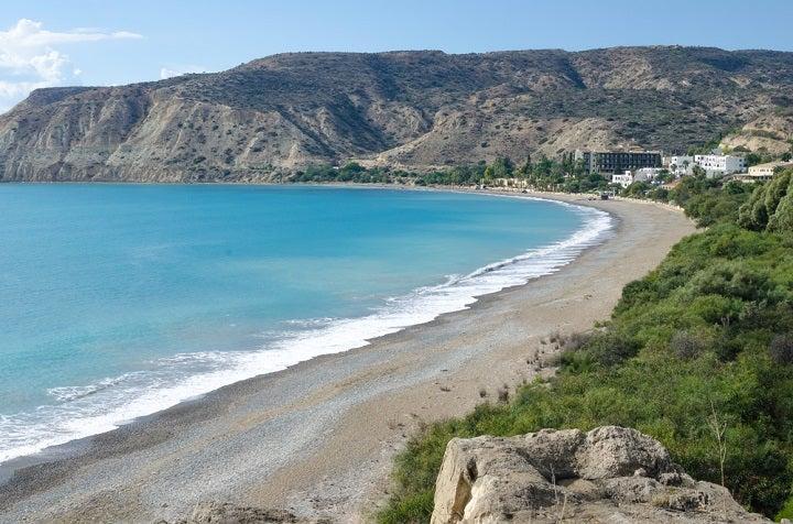 Praia Pissouri, Chipre