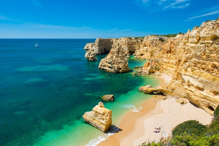 Praia da Marinha - Algarve - Portugal