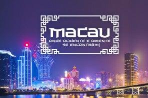 Ganha uma viagem para 2 pessoas a Macau