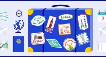 Férias de Verão 2015. Para onde viajam os europeus?