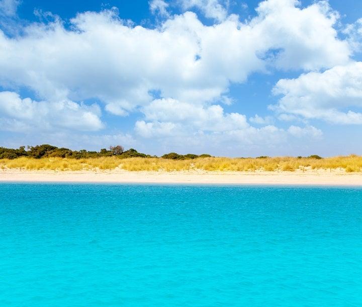 Praia S'Alga - Formentera