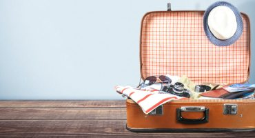 12 truques úteis e originais para fazer as malas