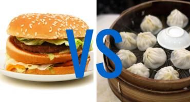 Pratos que podes comer no estrangeiro ao preço de um Big Mac [Parte 1: ÁSIA]
