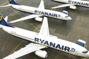 notícia Ryanair