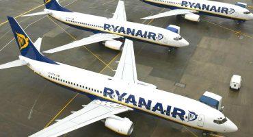Página Web e App da Ryanair indisponíveis durante 5 horas
