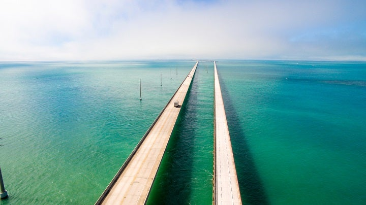 Overseas highway - Florida