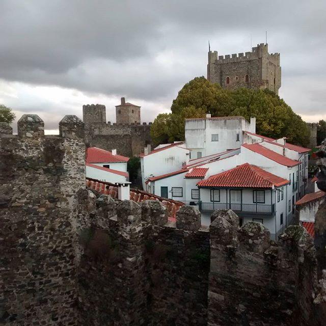 Castillo Braganca, Portugal