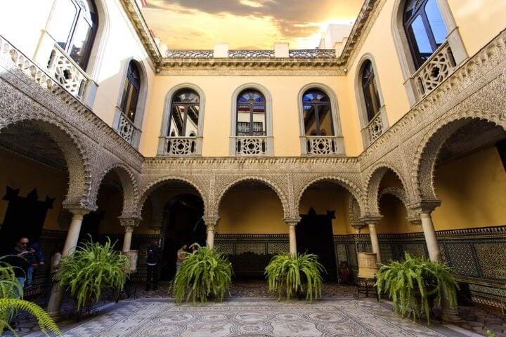 Palácio da Condessa de Lebrija - sevilha