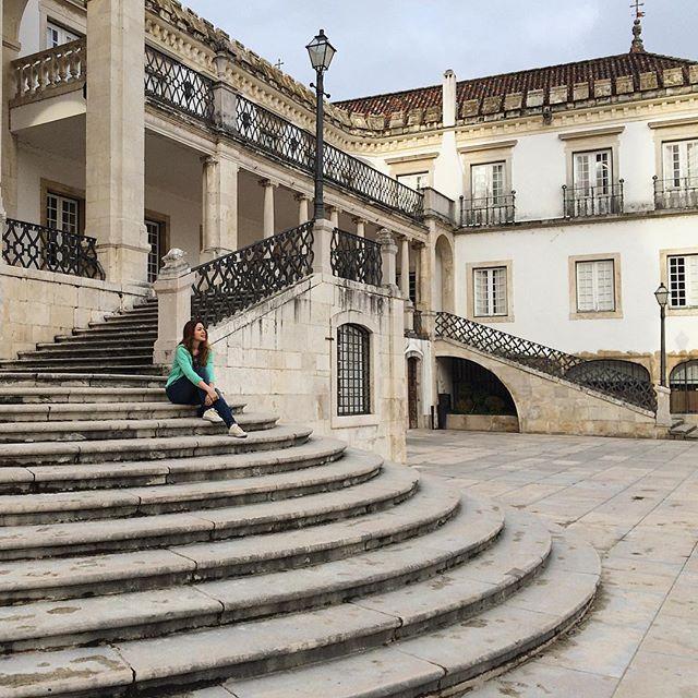 Universidade de Coimbra en Portugal