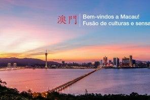Bem-vindo a Macau! Ganha uma viagem para duas pessoas