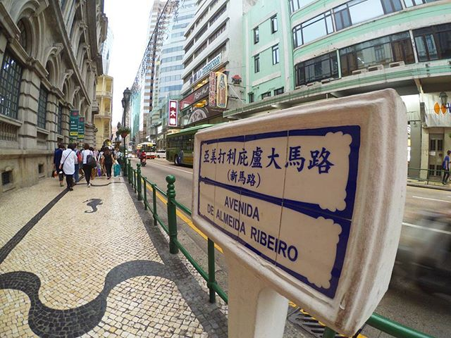 Compras Macau