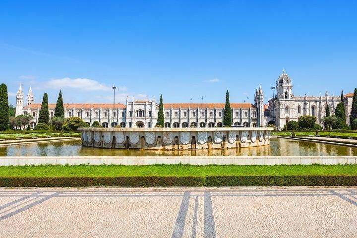 Mosteiro dos Jerónimos - portugal