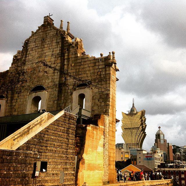 Ruinas de Sao Paulo, Macau