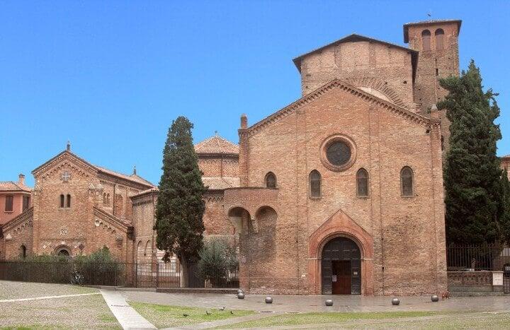 basilica de santo stefano em bolinha itália