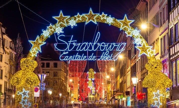 estrasburgo mercado de natal