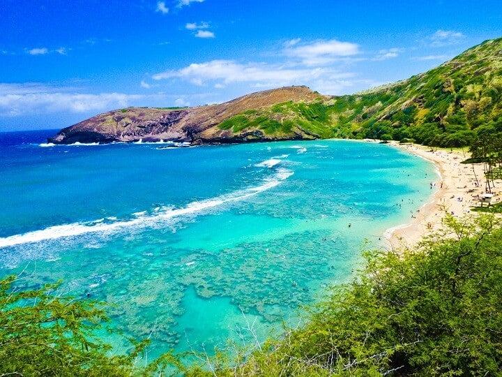 Hawaii in USA