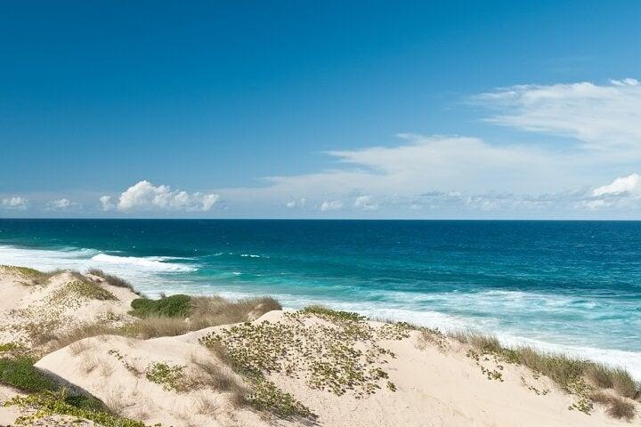 Praia do Tofo - Inhambane - Moçambique