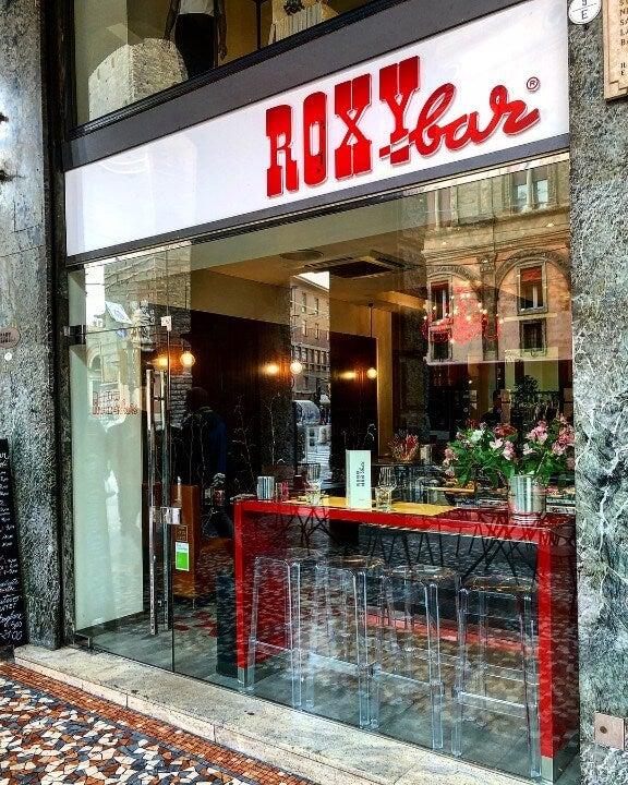 roxy bar em bolonha - itália