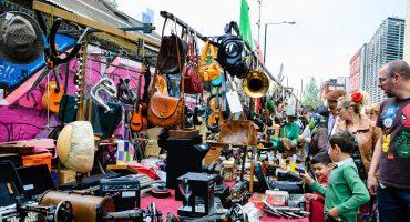 Os melhores mercados de rua de Londres