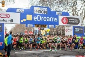 Faz Retweet e consegue uma inscripção para a Meia Maratona da eDreams