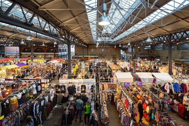 Spitalfields market - londres