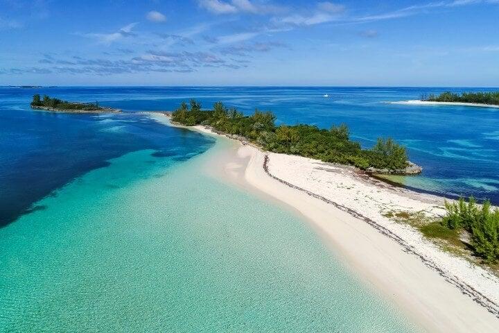Ilha de Harbour, Bahamas
