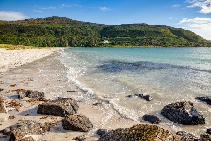 Ilha de Mull, Escócia