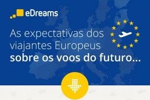 """eDreams revela estudo sobre """"Viagens do Futuro"""""""