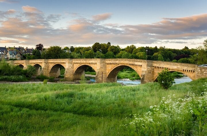 Corbridge - inglaterra - primavera