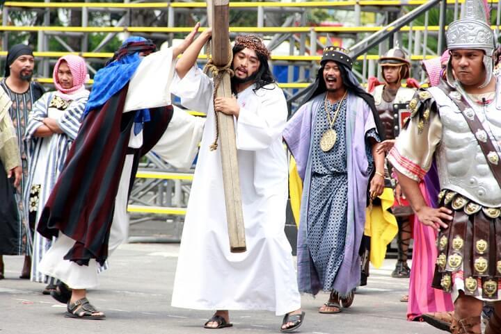 filipinas páscoa