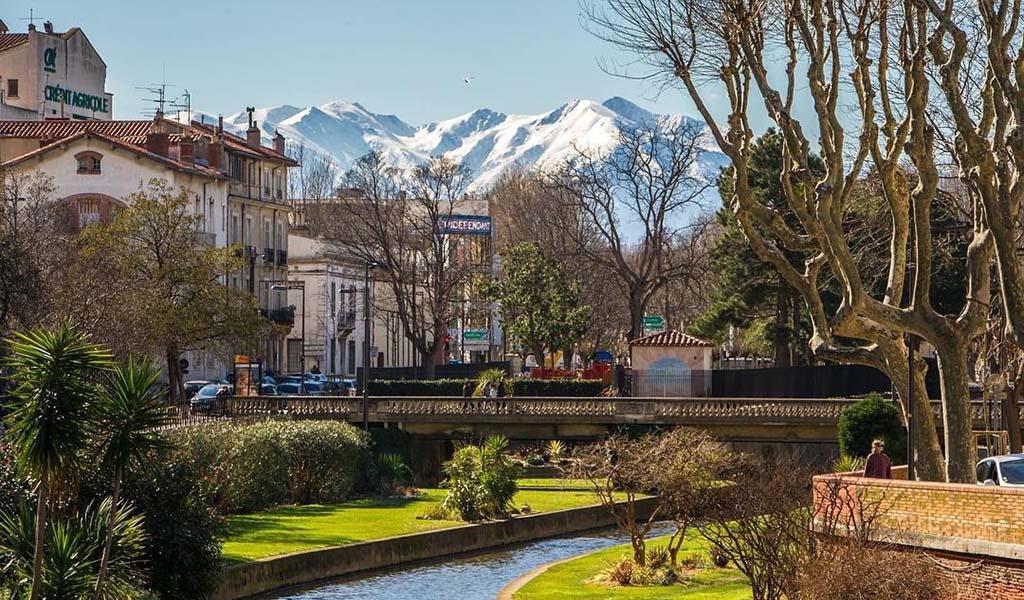 6 cidades francesas encantadoras que vale a pena visitar - Mobilier de france perpignan ...
