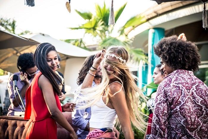 Viagem a Ibiza com amigos