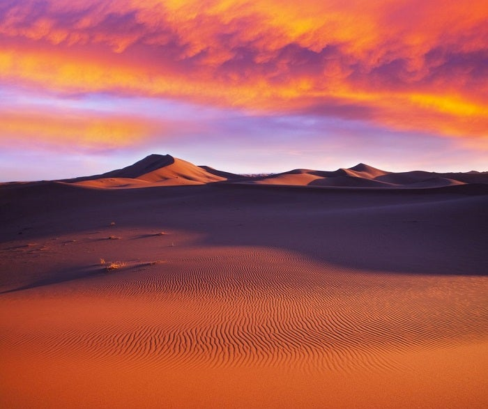 Deserto em Marrocos