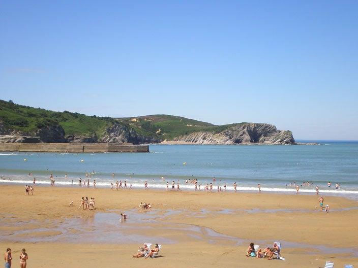 praia Plentzia bilbao
