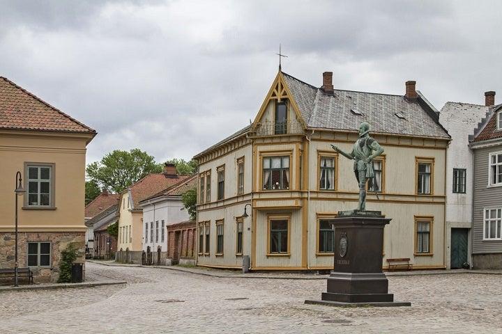 Fredrikstad noruega