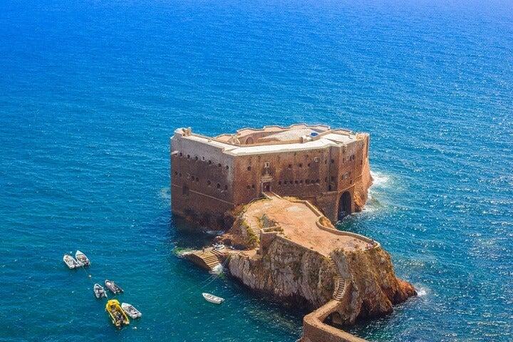 Forte de São João Baptista das Berlengas - peniche
