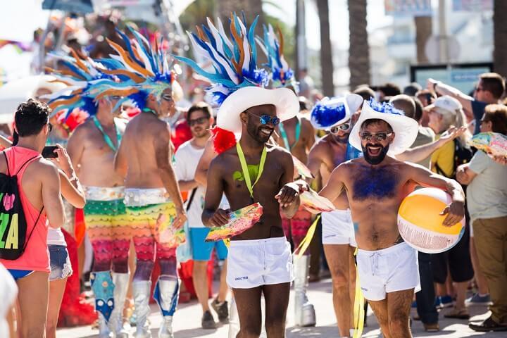 carnaval em sitges