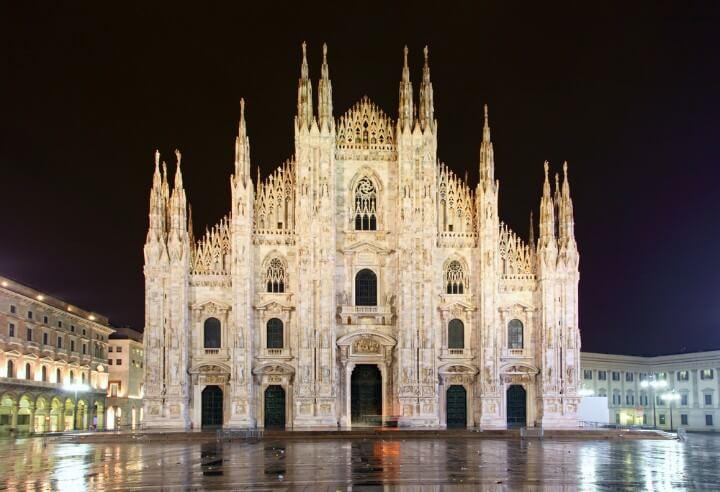 duomo catedral em milão - itália