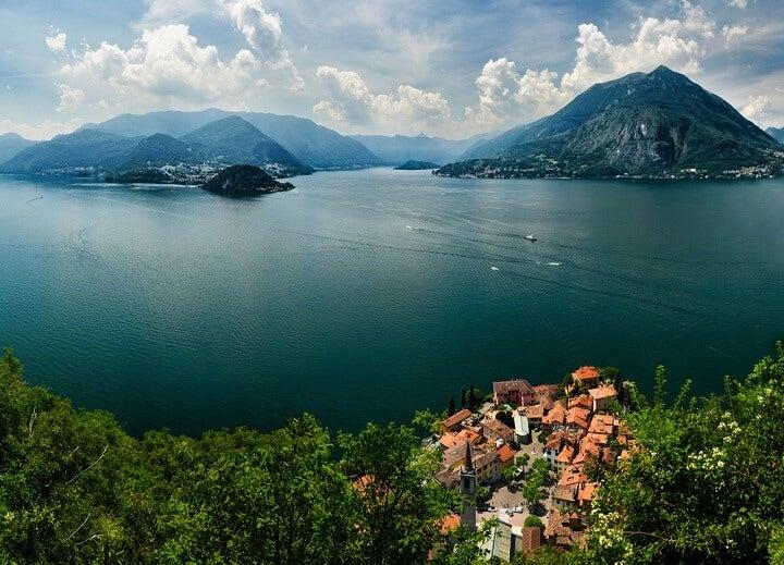lago colmo em milão - itália