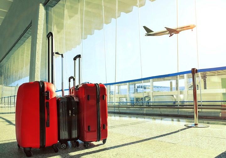 bagagem aerporto