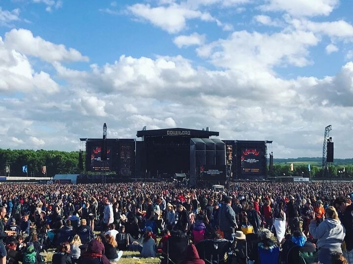 download festival em derby - reino unido