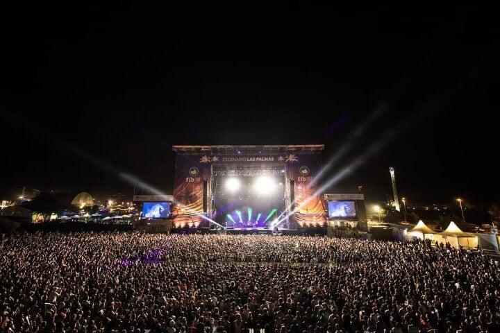 festival fib em Benicasim - espanha