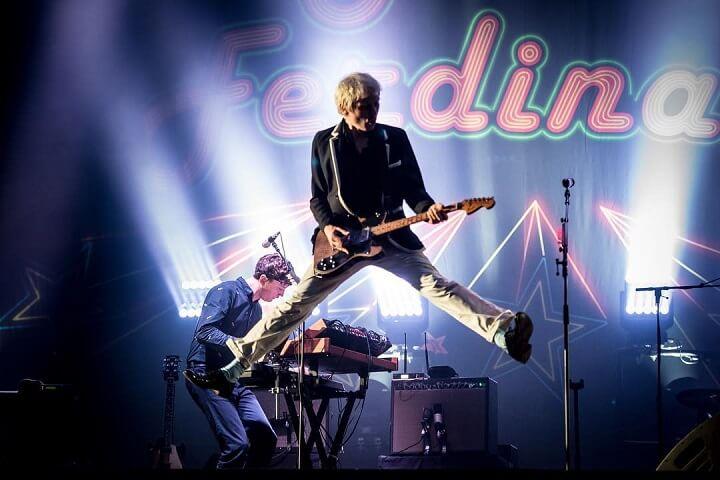 festival rock en seine em paris - frança
