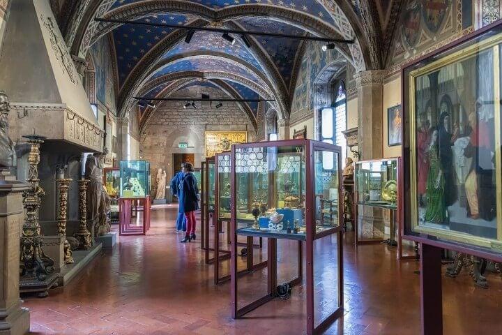 Museu do Bargello em florença - itália